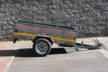 2m utility trailer