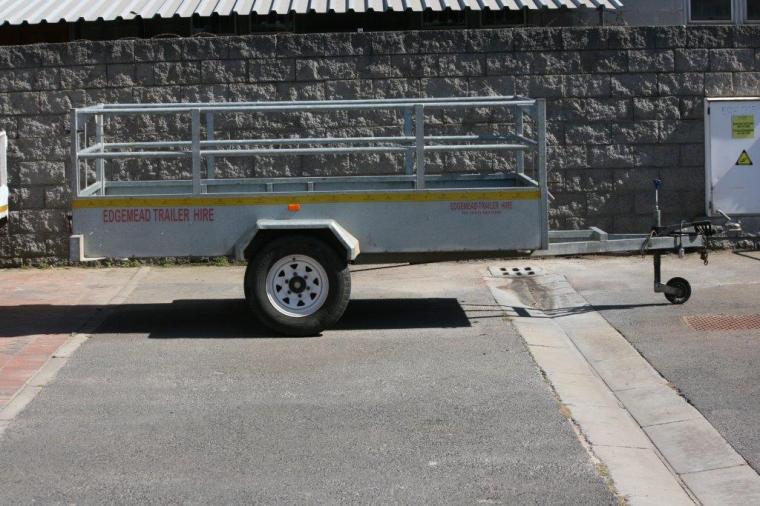 3m 1,5 ton trailer
