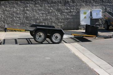 4m flatbed trailer