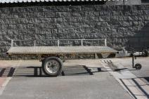 double quad trailer